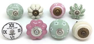 Glass Wardrobe Door Knobs by 100 Flower Drawer Knobs 5 Minute Designer Knobs Page 2 Of 2