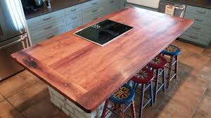 kitchen island tops transformation of an island top specialty millworks