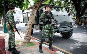 It Is Being Reported That Turkish Military Forces Have by 2014 Thai Coup D U0027état Wikipedia