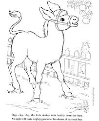 1049 malebog dyr images coloring books