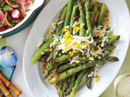 asparagus thanksgiving tarragon asparagus with eggs recipe southern living