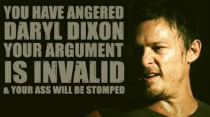 Walking Dead Meme Daryl - funny walking dead wallpaper impremedia net