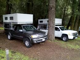 Ford Ranger Truck Camping - fleet comfortable enough for a couple four wheel camper