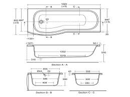 Average Width Of A Bathtub Bathroom Outstanding Installing A Bathtub Plumbing Help For Height