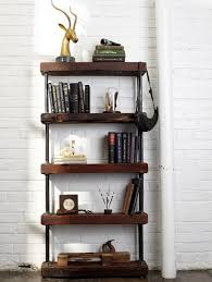 59 diy shelf ideas built with industrial pipe simplified building