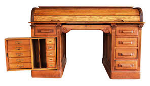 oak roll top desk of roll top desk with secret compartments