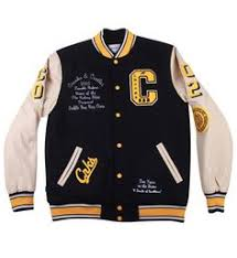 mens m trump varsity jackets letter w yellow sleeves cheap