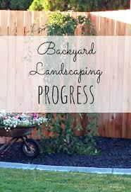 Backyard Series Backyard Landscaping Progress Dry River Bed Weekend Yard Work