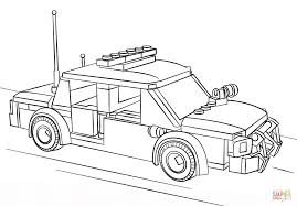 spectacular lego police car coloring pages with lego movie