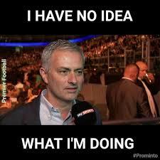 Mourinho Meme - awful week for jos礬 mourinho the special one saturday 2 1 loss