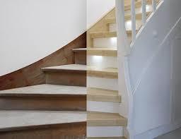 treppe mit laminat treppenrenovierung und treppensanierung hafa treppen