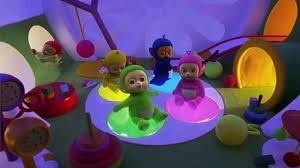16 wanted teletubbies
