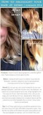 Washing Hair After Coloring At Home - diy blonde sombre sunkissed bronde balayage ombre how to