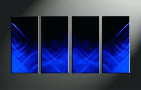 wall ideas zoom blue wall art decor blue wall art decor blue