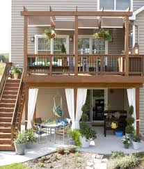 Backyard Decks Pictures 30 Ideas To Dress Up Your Deck Midwest Living