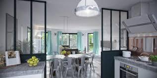 cloison amovible cuisine cloison amovible cuisine separation vitree cuisine salon cloison