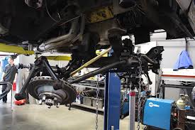 car suspension repair project track attack gets a suspension overhaul from control freak