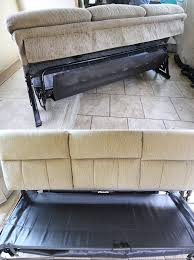 Fold Out Sofa Bed Remove The Sofa From Your Rv Mountainmodernlife Com