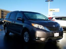 2011 Toyota Sienna Interior Used 2011 Toyota Sienna Xle For Sale Carmax