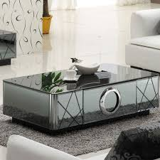 Glass Coffee Table Set Coffee Tables Dazzling Mirrored Table Set Best Furniture For