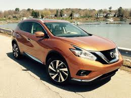 nissan murano 2017 platinum on the road review nissan murano platinum awd the ellsworth