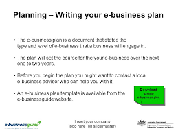 the e businessguide developed by the department of communications