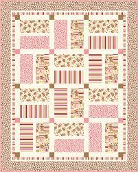 Sock Monkey Fabric Free Pattern Zoe U0026 Zack Baby Crib Quilts More Sock Monkeys