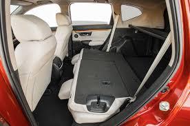 Honda Crv Interior Pictures First Drive 2017 Honda Cr V