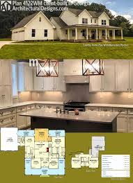 house plan country living house plans inspirational plan 4122wm