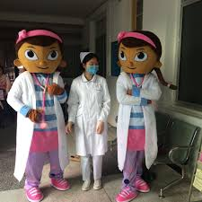 Doc Mcstuffins Costume High Quality Doc Mcstuffins Mascot Costumes In Anime Costumes