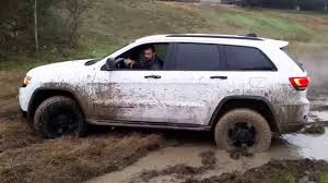 jeep grand cherokee all terrain tires 2014 jeep grand cherokee in the mud wk2 off roading youtube