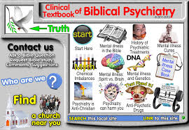 the clinical textbook of biblical psychiatry home page