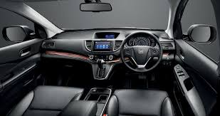 Honda Crv Interior Pictures 2015 Honda Cr V Interior Malaysia Indian Autos Blog
