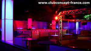decoration discotheque relookage complet club concept youtube
