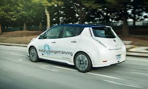 nissan leaf zero emission does it work nissan u0027s u0027piloted drive u0027 leaf put to the test by car