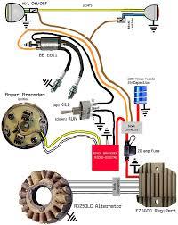 boyer bransden schematic xs650 forum brat bobber rat cafe