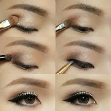 review tutorial makeup sehari hari 30 tutorial make up mata natural coklat sehari hari eye makeup