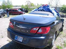 used chrysler sebring trunk lids u0026 parts for sale