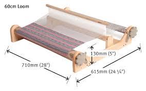 ashford handicrafts rigid heddle loom