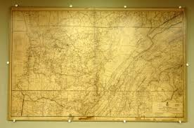 Nashville Metro Maps by Nashville District Showcasing Historical Maps From 1800s
