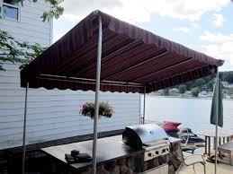 Canvas Awnings For Patios Free Standing Awnings U203a Photogalleries U203a Canvas Specialties