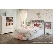 south shore callesto pure white kids nightstand 9018063 the home