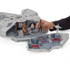 millenium falcon floor plan star wars the force awakens battle action millennium falcon