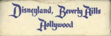 Wrapped Sugar Cubes Vintage Disneyland Tickets Disneyand And The Disneyland Hotel