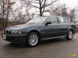 bmw orient blue metallic 2003 bmw 5 series 530i sedan in orient blue metallic k34309