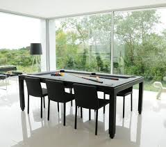 fusion pool dining table fusion tables black powder coated