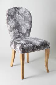contemporary oval back dining chair