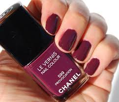 chanel nail polish in provocation 599 review pictures and
