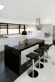 Black Granite Bench Tops How To Mix And Match Kitchen Countertop Materials