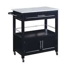 kitchen island cart with granite top linon cameron kitchen cart with granite top